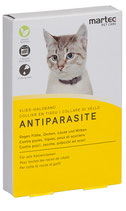 Martec Pet Care Antiparasite Vlies Halsband Katzen