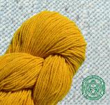 Naturgefärbtes Strickgarn Gelb (110)