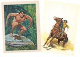 Poster Jean et Thomas Frisano