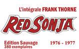 "Red Sonja ""L'intégrale Frank Thorne "" Tome 1"