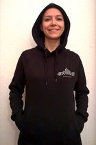 Hoody unisex or girly with Logo
