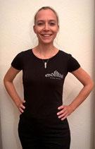 T-Shirt molllust Logo Girlie