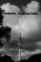 """Postcards """"Hamburg leben und lieben"""""""