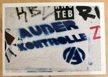 """Postkarten """"Graffiti"""""""