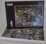 Foto-Puzzle mit dem Titel: Sei kein Frosch 100 teilig