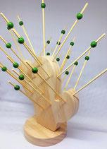 Kaktus mit 27 Piksern