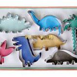 Ausstecher Set Dino (7-er Set)