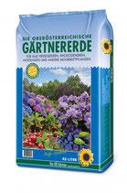 OÖ Gärtner Heidelbeererde 45 Liter
