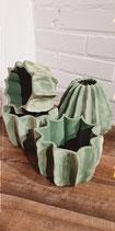 "Keramik Set ""Kaktus"""