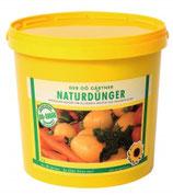OÖ Gärtner Naturdünger 5 kg