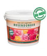 OÖ Gärtner Rosendünger 2,4 kg