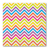 Servilletas Chevron Multicolor