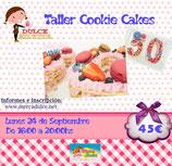 Curso Cookie Cake
