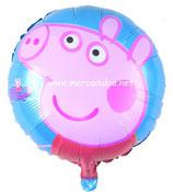Globo Peppa Pig  01