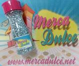Lentejas de azúcar Plata MD