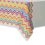 Mantel Chevron multicolor