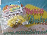 Estambres amarillo granulado
