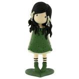 Muñeca Gorjuss verde 01