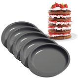 Set 5 Moldes para Layer Cake Wilton