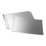 Base rectangular plata Wilton