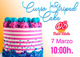 Curso Tarta de Rayas o Striped Cakes