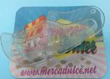 Molde Chocolate 3D 06