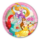 Plato Princesas Disney Dreams 23 cm