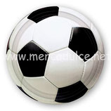 Plato Futbol 23 cm