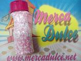 Perlas nonpareils rosa y blanca MD