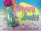 Perla metalizada Multicolor 4mm MD