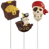 Molde para piruletas Pirata Wilton