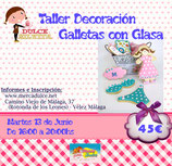 Taller de Galletas Glasa