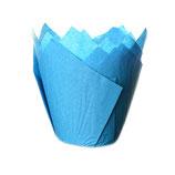 Tulipa Azul para Muffins
