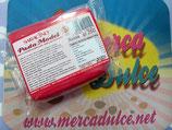 Pasta de modelar Roja 250g Saracino