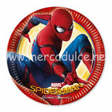 Plato Spiderman Home Coming 23 cm