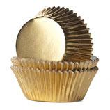 Capsulas Oro Metalizadas HoM