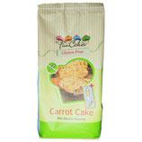Mix para Carrot Cake Sin Gluten Funcakes