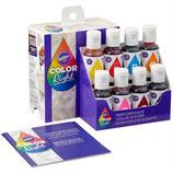 Pack 8 colorantes Wilton Color Right