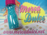 Perla metalizada azul 4mm MD