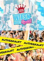 Hotel-Party-Paket Special Wiesn Boot XXL 02.09.2022