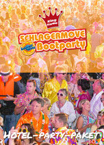 Hotel-Party-Paket Schlagermove Bootparty 28.08.2021