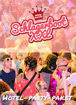 Hotel-Party-Paket Special Schlagerboot 03.06.2022
