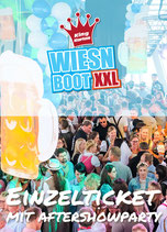 Hotel-Party-Paket Wiesn Boot XXL 3.9.2022
