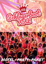 Hotel-Party-Paket Special Schlagerboot 4.6.2022