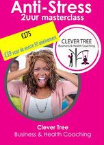Anti Stress Masterclass 2uur            **ACTIE 77% korting €39 ipv €175**