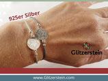 Armband-Fertigung Freundschaftsbänder (inkl. Zubehör/ 925 Silber Kugeln)