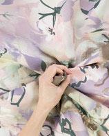 Bekleidungsstoff 325 Jacquard Stoff Blumen Muster
