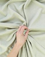 Bekleidungsstoff Strick 336 weiß Uni