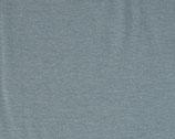 Bündchen Uni rauch blau grau