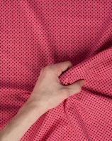 """Jersey """"pink mit schwarzen Punkten"""" by Stenzo"""